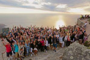 Corretores, Assessorias e Executivos na Table Mountain. Hara Fotógrafo