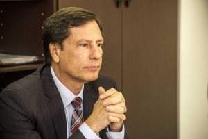 Claudio Amaral Caldas, diretor vice-presidente da companhia. William Anthony/JRS