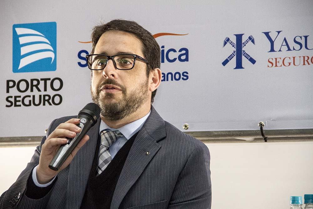 O advogado Juliano Ferrer / Foto: William Anthony/Arquivo JRS