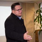 O publicitário e corretor de seguros Bruno Carvalho / Arquivo JRS