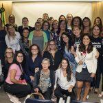 Clube das Gurias comemora o Dia Internacional da Mulher