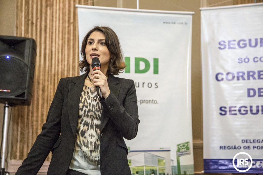 Ana Luiza Dal Pian é gerente da HDI Seguros