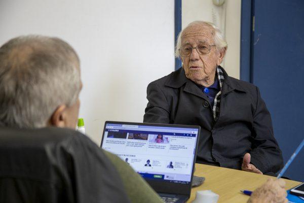 Campanha social homenageia primeiro corretor de seguros do Brasil