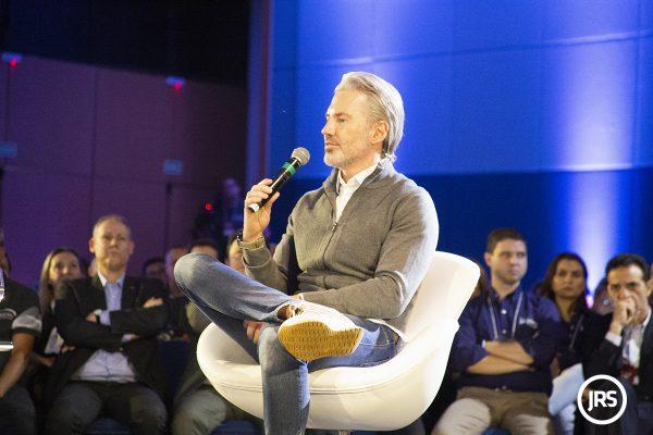 O CEO da HDI Seguros, Murilo Riedel / Arquivo JRS