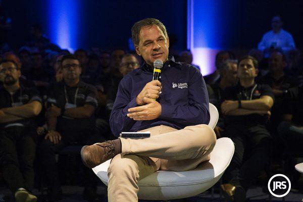 O CEO da Liberty Seguros, Carlos Magnarelli.