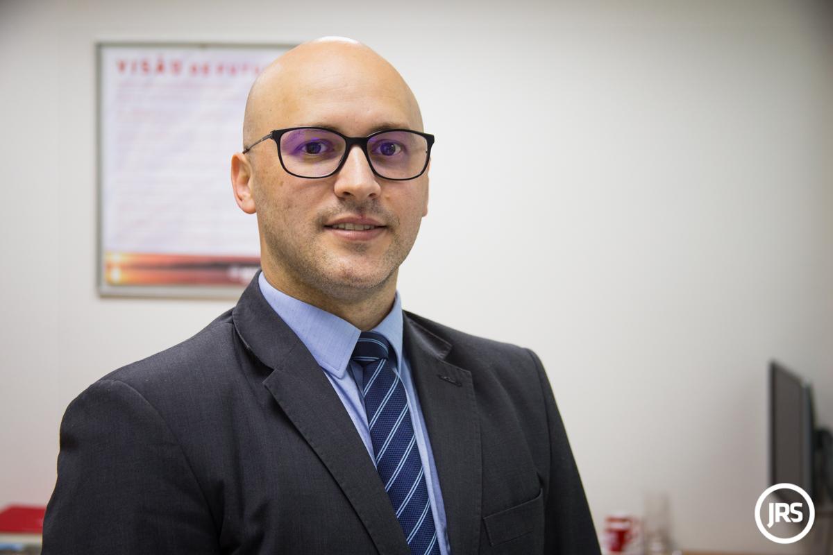 Fabiano de Souza assume como gerente especialista em seguros de pessoas, serviços financeiros, capitalização e consórcio