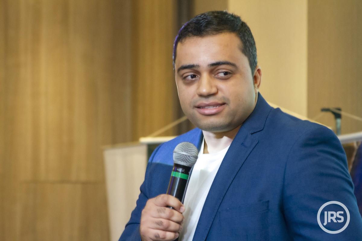 Rodrigo Rosa é Consultor Financeiro