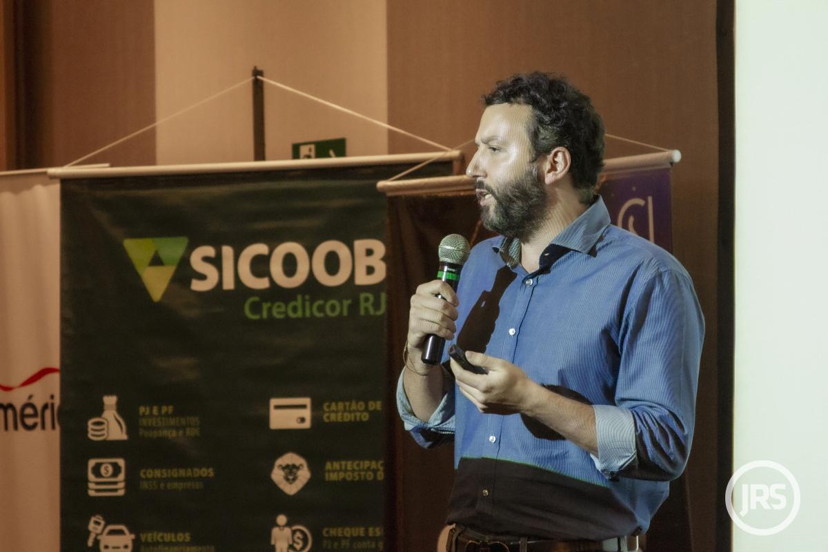 Omar Ajame é CEO da TEx Tecnologia