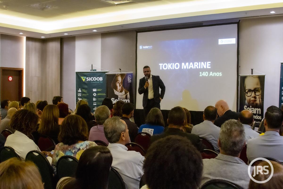 Jose Luiz Dubourcq representou a Tokio Marine Seguradora