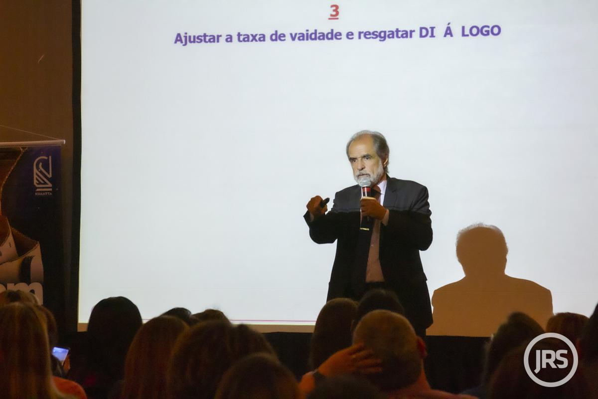 O professor José Renato de Miranda