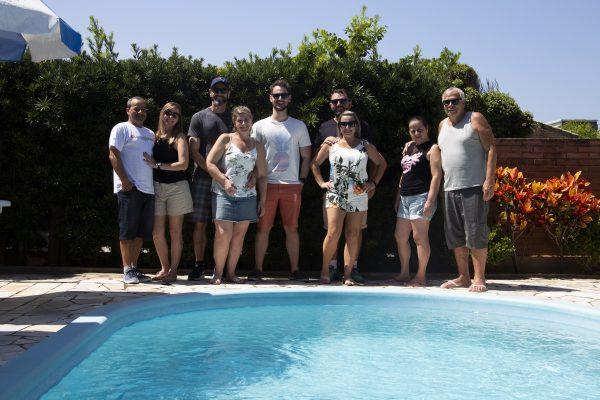 Familiares e executivos da HDI Seguros participam do Verão Super Seguro