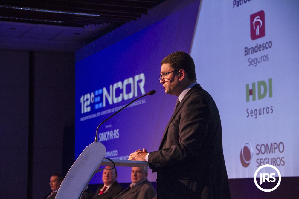Alberto Muller, diretor da Sompo Seguros para Região Sul