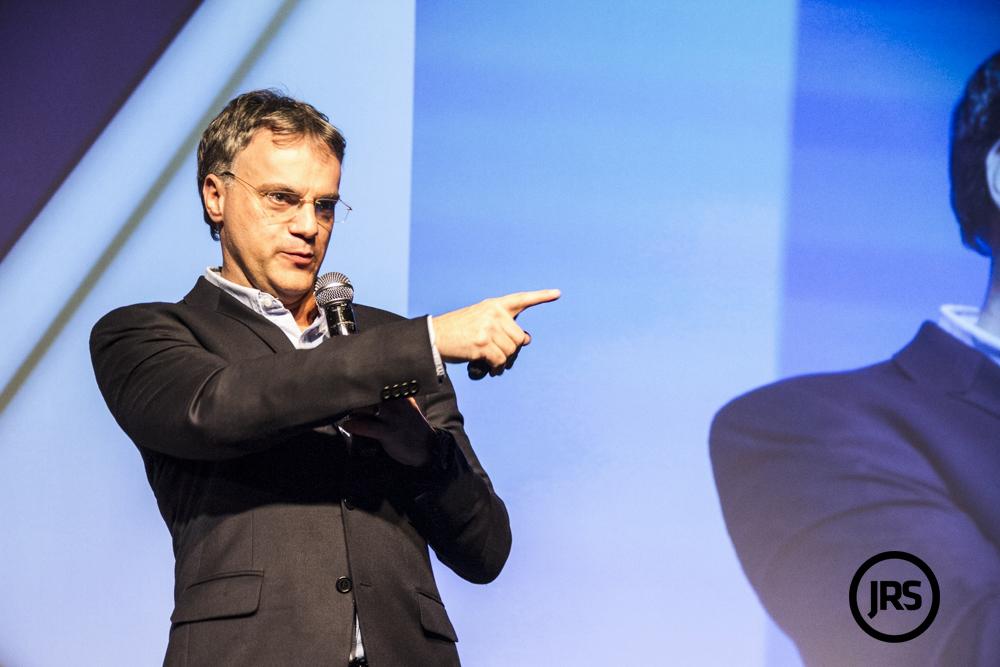 César Saut, vice-presidente e acionista da Icatu Seguros
