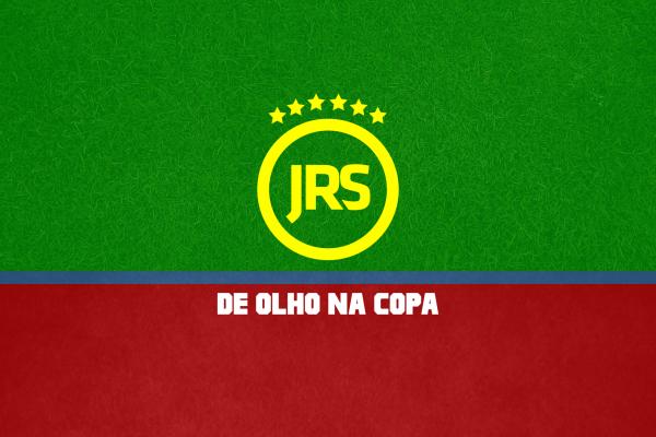 JRS ligado na Copa do Mundo!