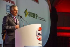 Joaquim Mendanha é superintendente da Susep