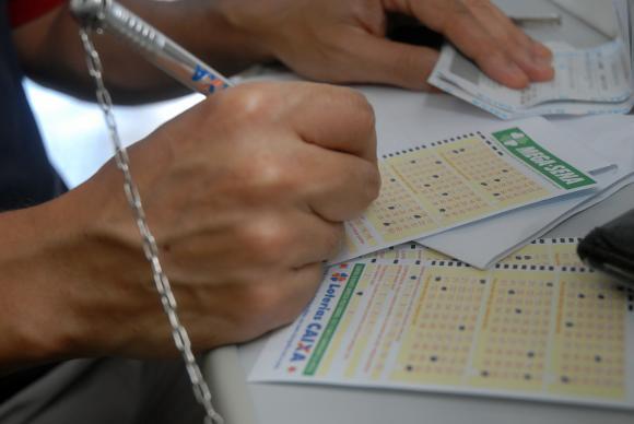 Ninguém acertou as seis dezenas no sorteio desta quinta-feiraArquivo/Agência Brasil