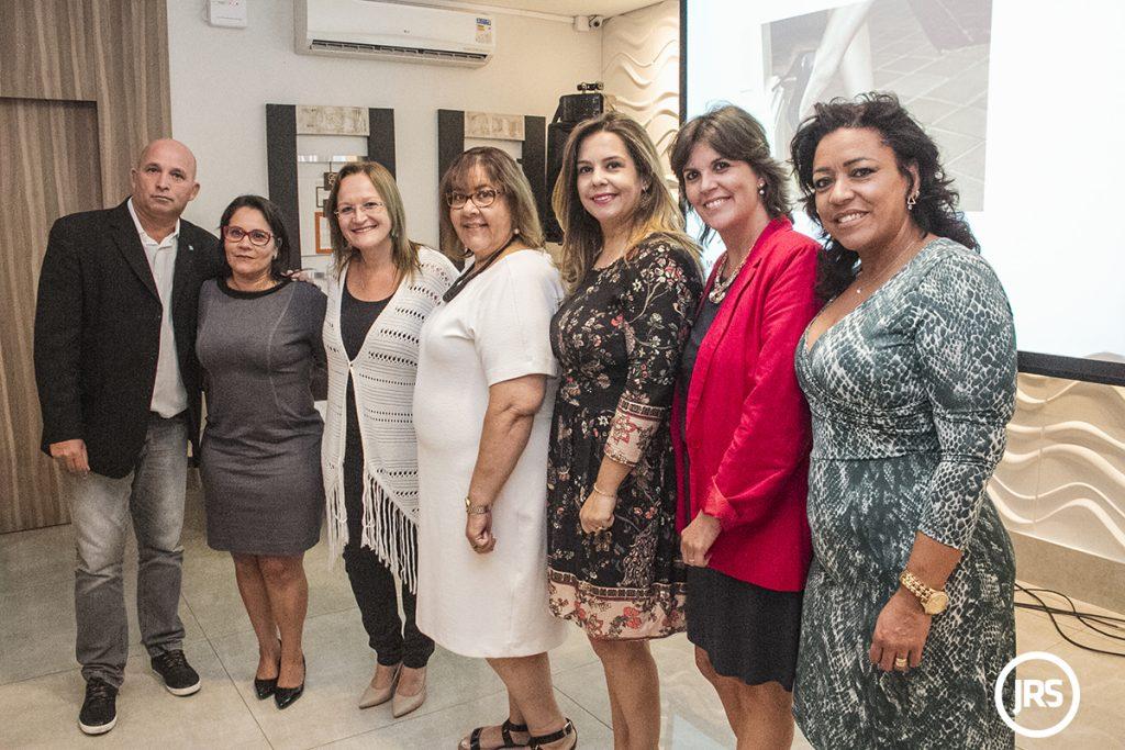 Ana Maria Pinto e diretoria