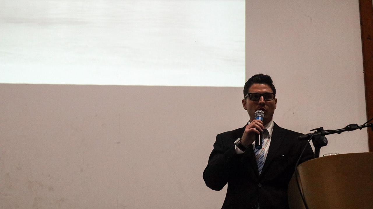 Marcos Vinicius Sousa da Silva, gerente da Sompo Seguros em Salvador