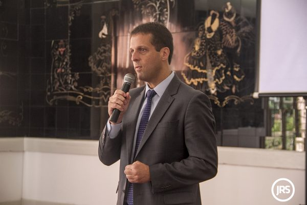 Leonardo Semenovitch é diretor-presidente da Travelers Seguros no Brasil