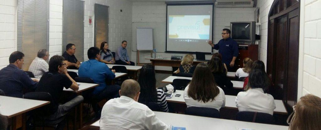 Evento organizado pelo Sincor-SP aproxima profissionais da corretagem e companhias seguradoras