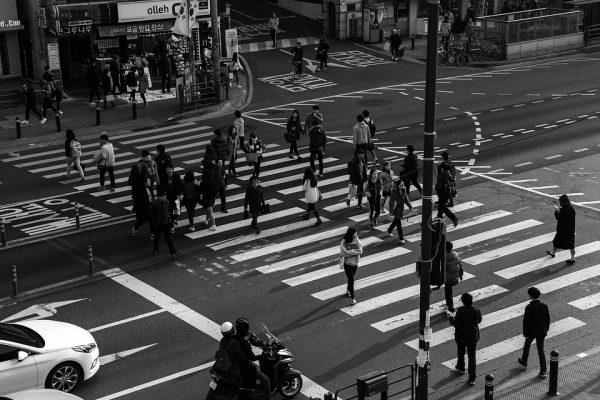 Pedestres no Trânsito