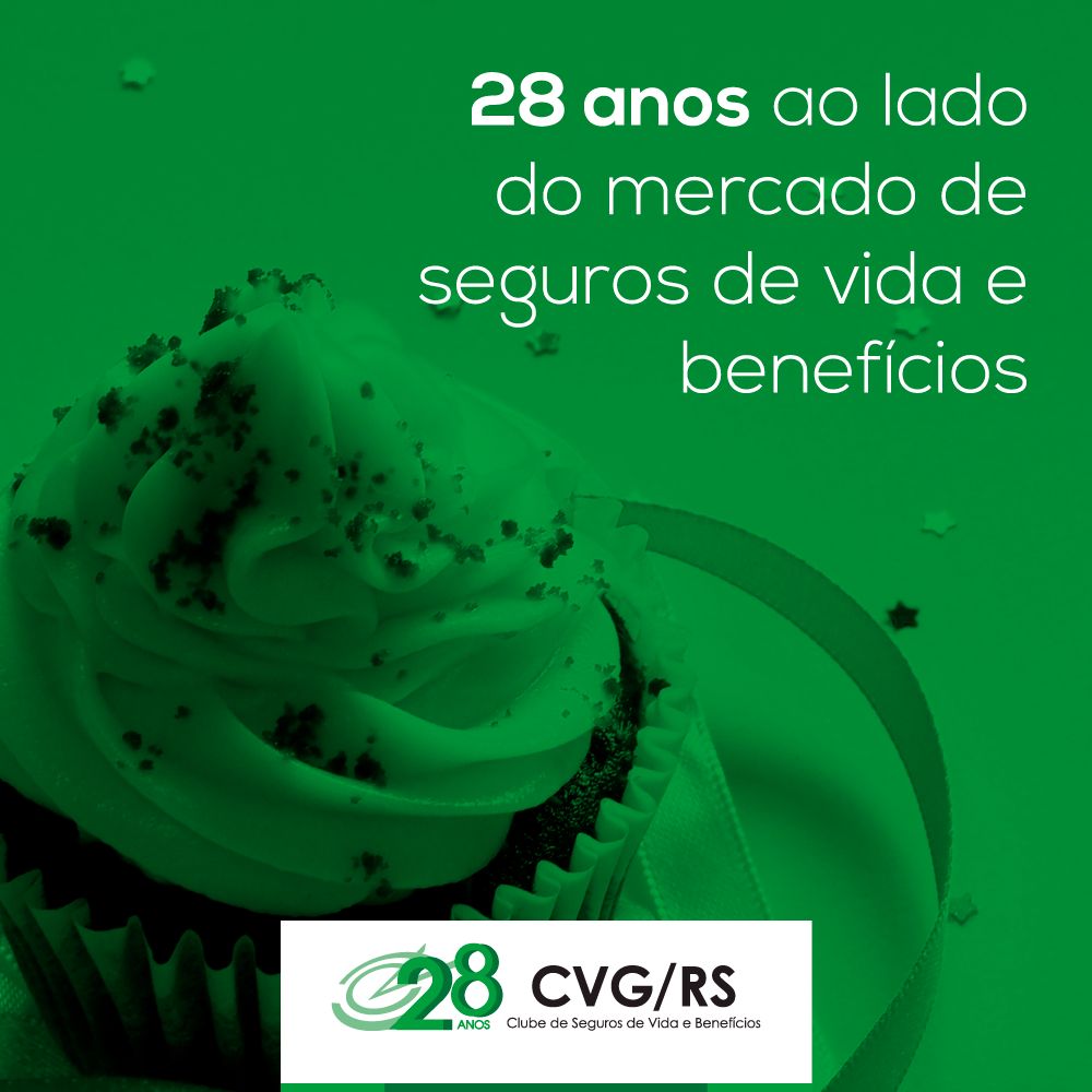 Peça comemorativa aos 28 anos do CVG/RS
