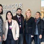 Equipe da filial Porto Alegre da Sancor Seguros