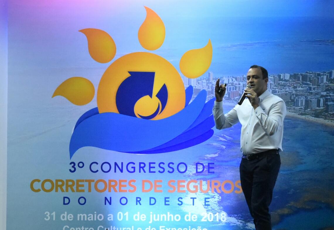 Alexandro Barbosa, diretor regional Norte e Nordeste da Allianz Seguros