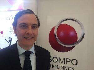 Eduardo Fazio, Diretor Comercial para Rio de Janeiro, Espírito Santo, Norte e Nordeste da Sompo Seguros