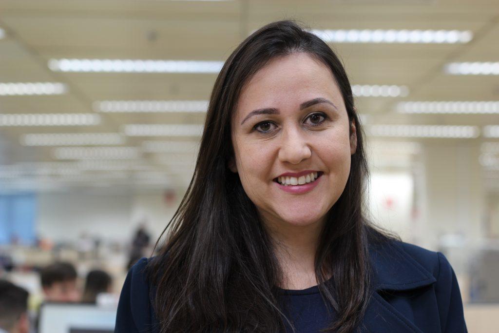 Gisele de Paula Riglia, superintendente de precificação da Sompo Seguros