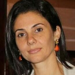 A executiva Adriana Muniz