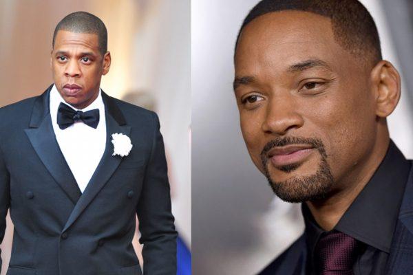 Jay-Z e Will Smith