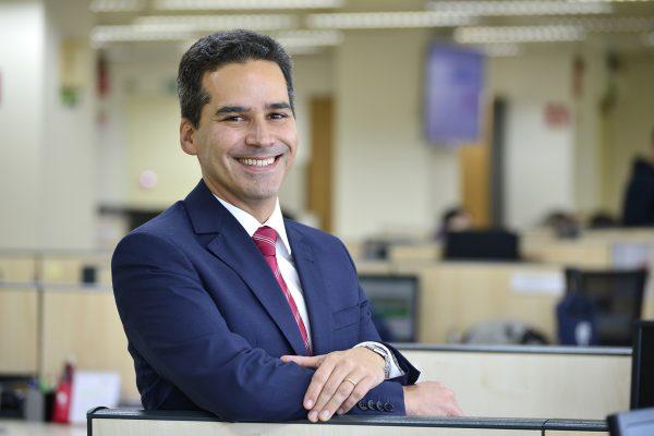 Francisco Caiuby Vidigal Filho é presidente da Sompo Seguros no Brasil