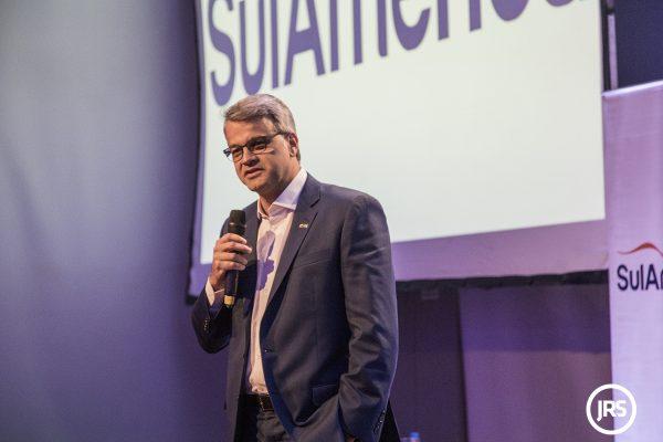 André Lauzana é vice-presidente Comercial e de Capitalização da SulAmérica