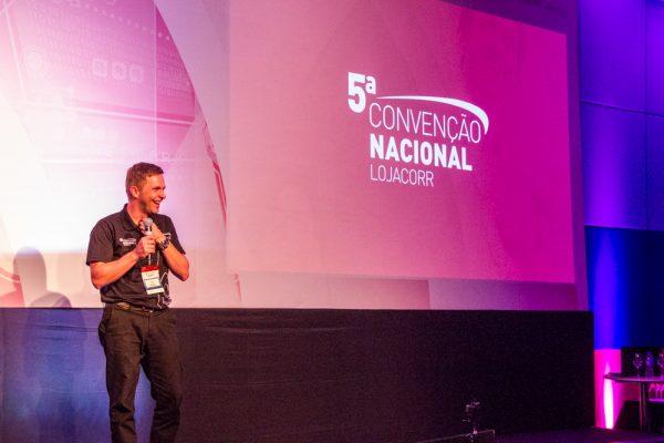Diogo Arndt é presidente da Rede Lojacorr