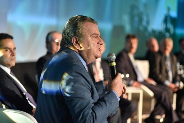 José Adalberto Ferrara, presidente da Tokio Marine no Brasesul 2018 / Imagem e Arte, Fabrício de Almeida