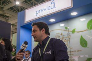 Renato Pedroso é presidente da Previsul Seguradora