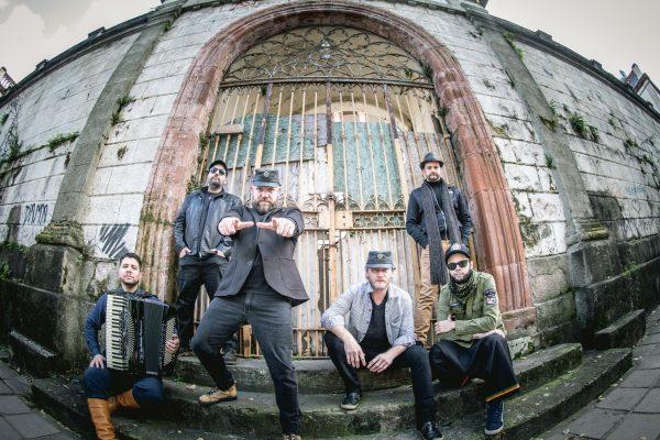 A banda Rock de Galpão / Divulgação