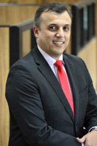 Edglei Monteiro é Diretor de Vida e Saúde da Sompo Seguros / Divulgação