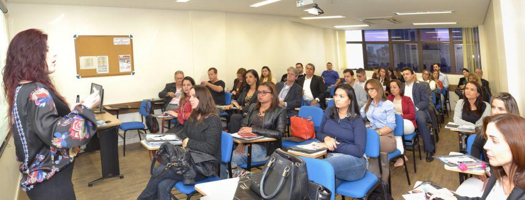 Workshop contou com palestras de beneméritas do Clube