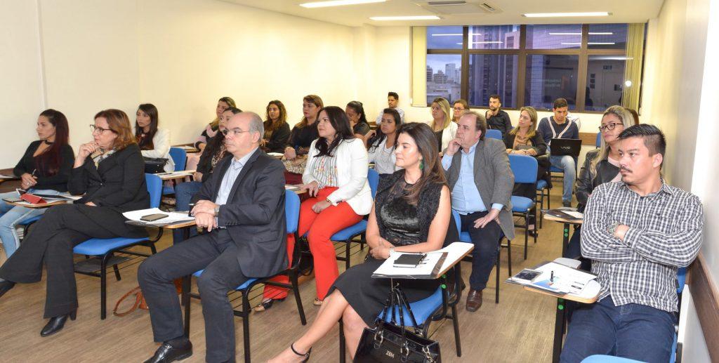 Público prestigiou o evento, realizado na Escola Nacional de Seguros, em Belo Horizonte (MG)