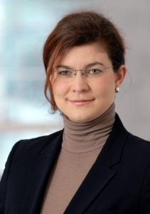 Irina Buchman é CEO da AXA Art Américas