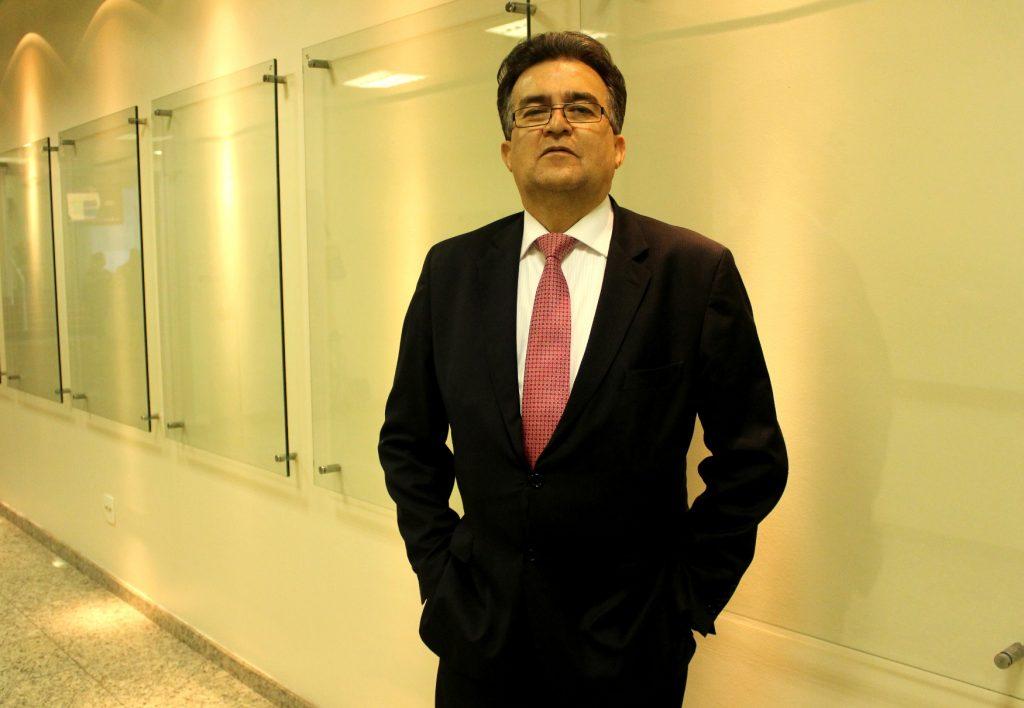 O especialista em atendimento ao cliente e professor da ESPM, Paulo Cesar Silva.