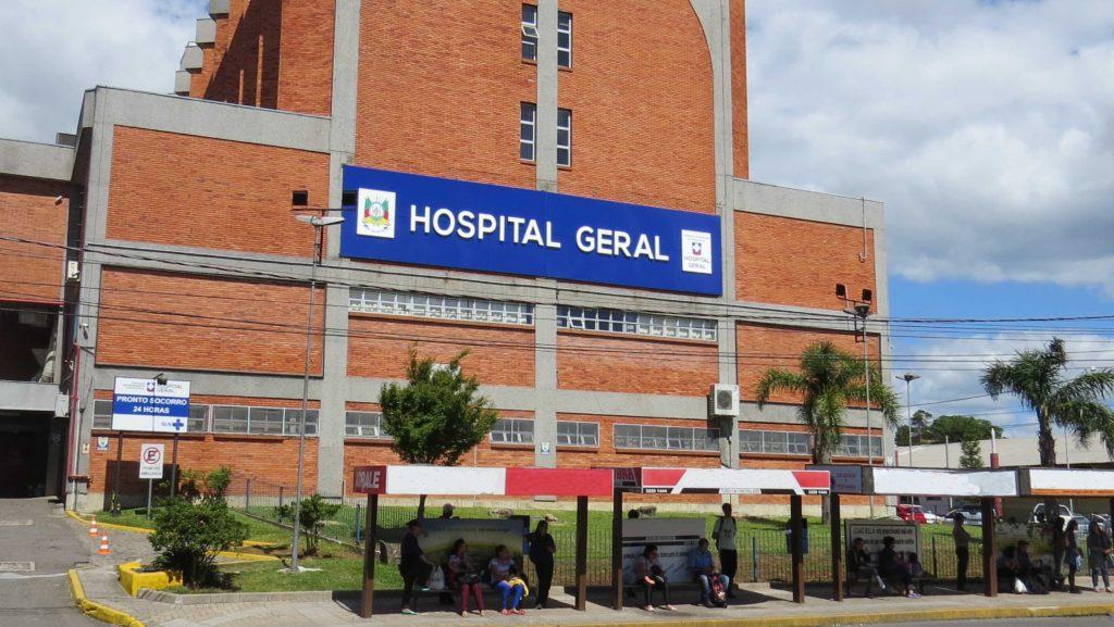 Oncologia do Hospital Geral de Caxias do Sul (RS)