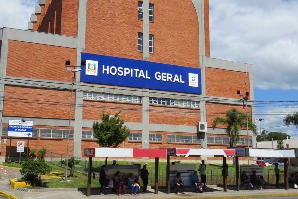 Oncologia do Hospital Geral de Caxias do Sul (RS)