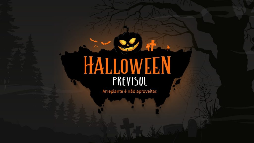 Halloween Previsul Seguradora