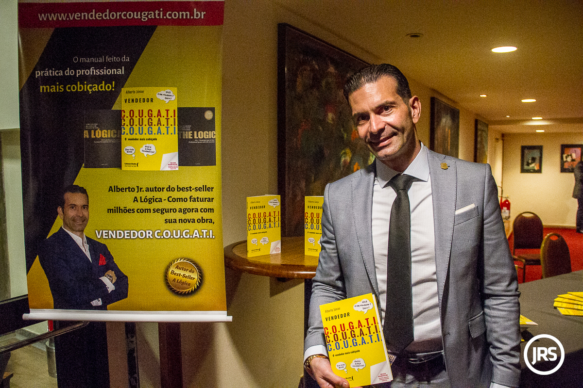 Alberto Júnior é uma das grandes referências em vendas de seguro de vida em nível internacional