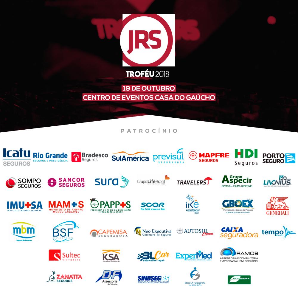 Time Campeão - Troféu JRS 2018
