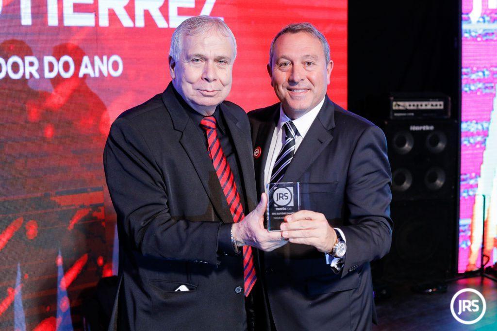 Luis Gutiérrez no Troféu JRS