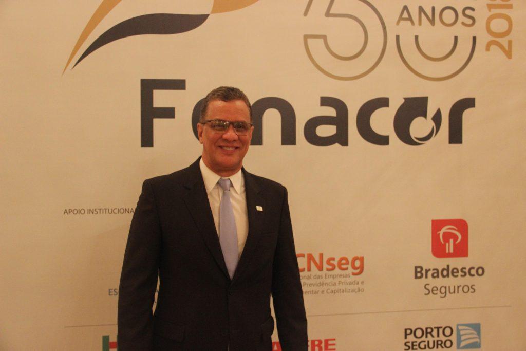 O presidente do SindSeg MG/GO/MT/DF, Augusto Frederico Rosa Costa de Matos / Divulgação